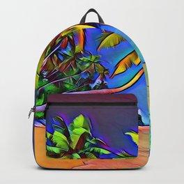 Coconut Beach Backpack