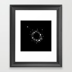 datadoodle 019 Framed Art Print