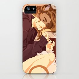 Kitty prince iPhone Case