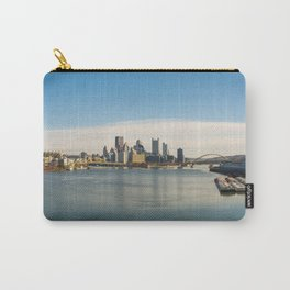 Pittsburgh from the West End Carry-All Pouch