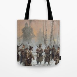 25 February 1831 Tote Bag