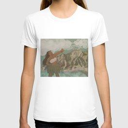 Kauai and Coffee T-shirt