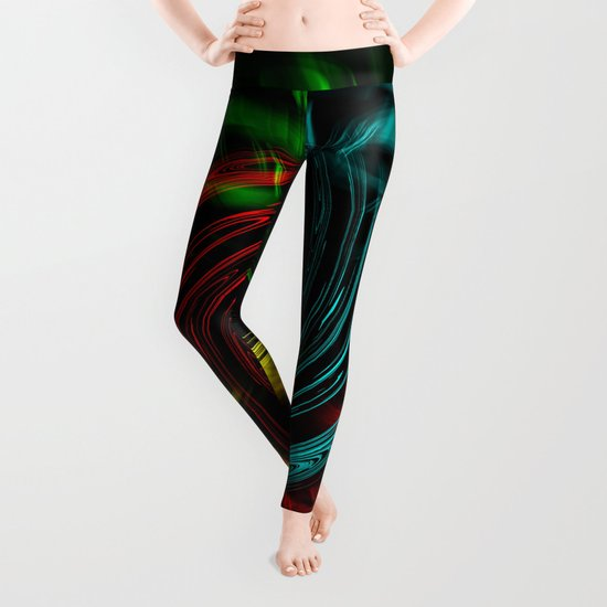 Abstract perfection 47 Leggings