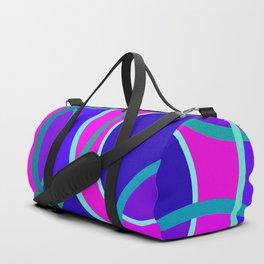 Abstract circle 199 Duffle Bag
