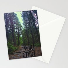 Wild Child Stationery Cards