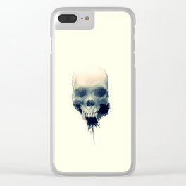 It Was You Who Brought Me Here Clear iPhone Case