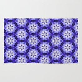 Purple Passion Pattern 4 Rug