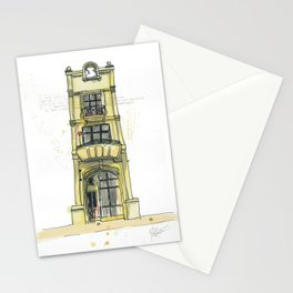 Building Tales - 9a Tory Street, Wellington Stationery Cards