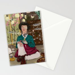 Cute Tough Stationery Cards