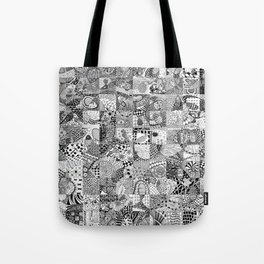 Doodling Together #2 Tote Bag
