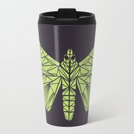 The envy of the moth - Geometric design Travel Mug