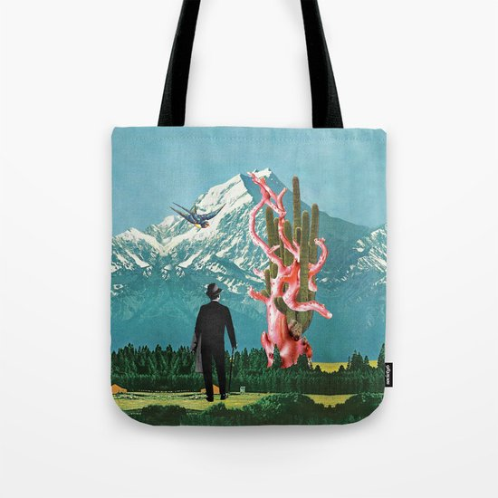 Fellowship of the Opposites Tote Bag