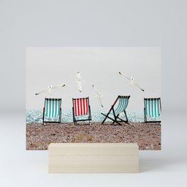 Beach Print, Sea Photo, Large Poster, Modern print, Beach Coastal Decor, Ocean, Beach Photo Mini Art Print