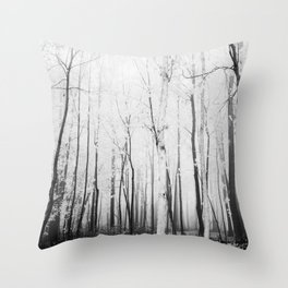 Wynn Hill Throw Pillow