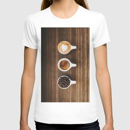 Delicious Coffee T-shirt