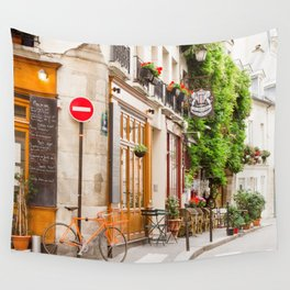 On Ile Saint-Louis Wall Tapestry