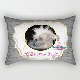 Gentle Giants Rescue and Adoptions Rectangular Pillow