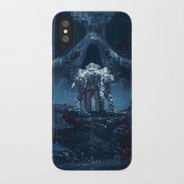 Planet of Doom iPhone Case