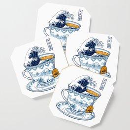 The Great Kanagawa Tee Coaster