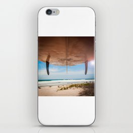 Let's Go Surfing iPhone Skin