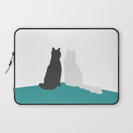 two cats Laptop Sleeve