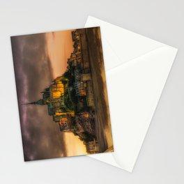 Le Mont Saint-Michel Stationery Cards