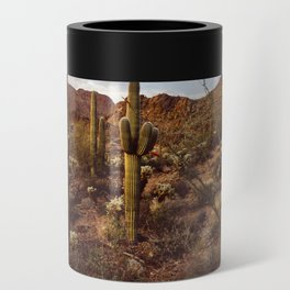 Saguaro Garden Can Cooler
