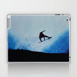 BLUE SURF Laptop & iPad Skin