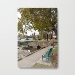 Northeastern State University - Hendricks Spring, No. 5 Metal Print