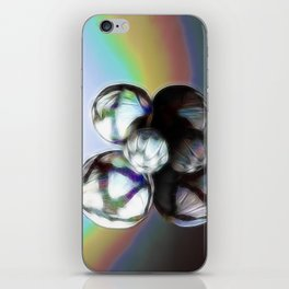 Rainballs iPhone Skin