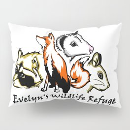 Wildlife Rescue Pillow Sham