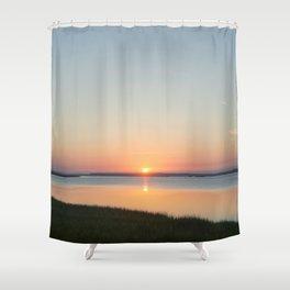 Georgia Sunrise Shower Curtain