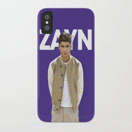 One Direction - Zayn Malik iPhone Case