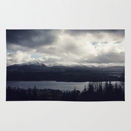 Late Winter in the Trossachs Rug