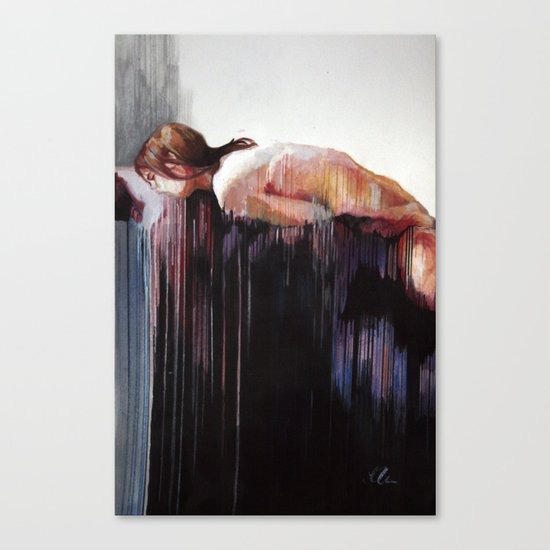 Stand Alone: Perchance to Dream Canvas Print