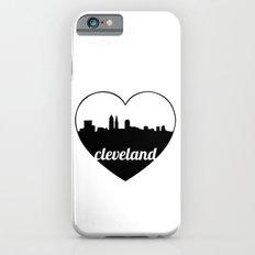 I Love Cleveland Slim Case iPhone 6s