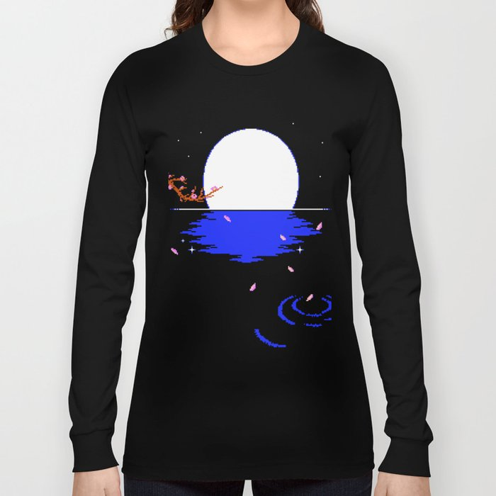 Teardrops Long Sleeve T-shirt