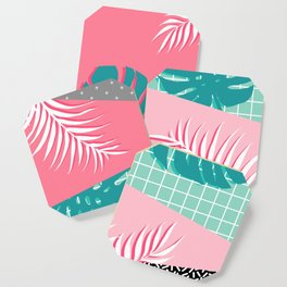 Palm Springs #society6 #decor #buyart Coaster