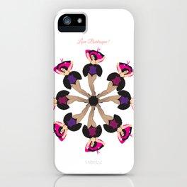 Love Burlesque! iPhone Case