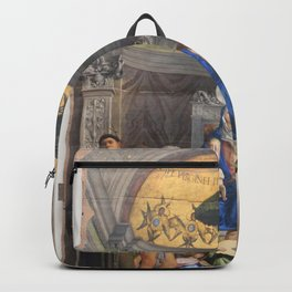 Giovanni Bellini - San Giobbe Altarpiece Backpack