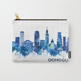 Dongguan China Skyline Blue Carry-All Pouch