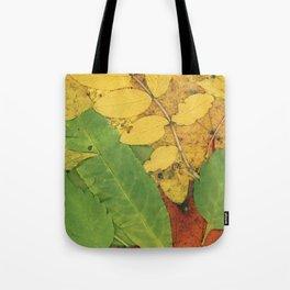 Forest Floor Tote Bag