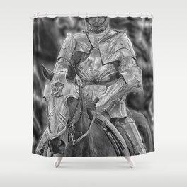 King Richard the Third Shower Curtain
