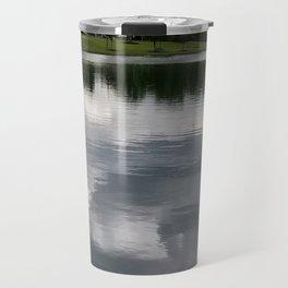 Belle Johnson Lake Park Travel Mug