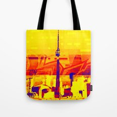 Toronto | Project L0̷SS   Tote Bag