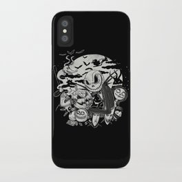 Filling Your Dreams to the Brim with Fright iPhone Case