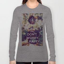 :)  Long Sleeve T-shirt