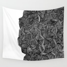 - I see a darkness - Wall Tapestry