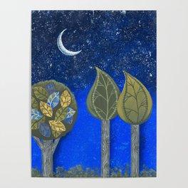 Night Grove Poster
