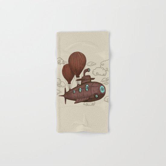 The Fantastic Voyage Hand & Bath Towel